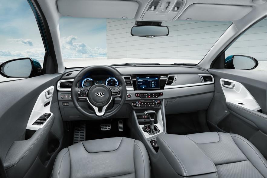 Autohaus Bauer - Kia Niro, mit vielseitiger Hybridtechnologie