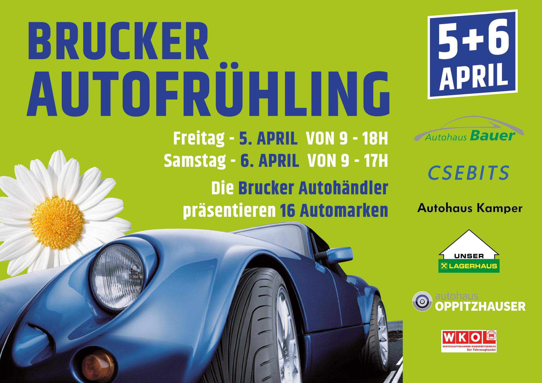 Autohaus Bauer Bruck an der Leitha - Autofrühling 2019