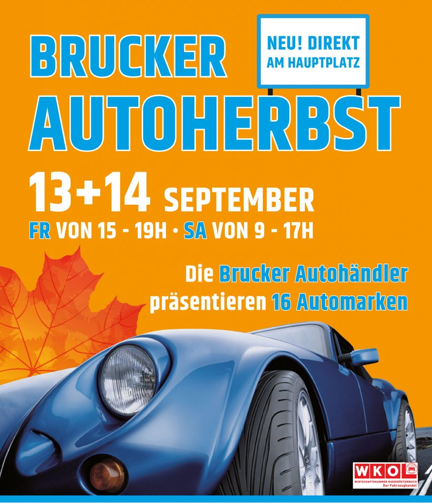 Brucker Autoherbst Autohaus Bauer Skoda Kia 2019